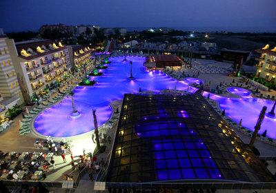 Hotel Dionysos Side-Colakli Türkei (Foto)