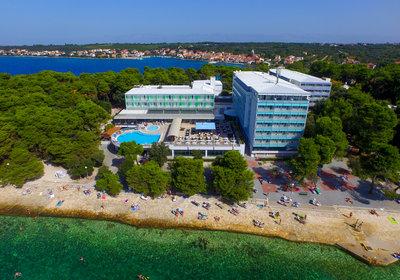 Hotel Pinija Zadar Kroatien (Foto)