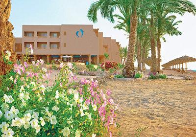 Hotel The Breakers Dive & Watersports Resort Safaga Ägypten (Foto)