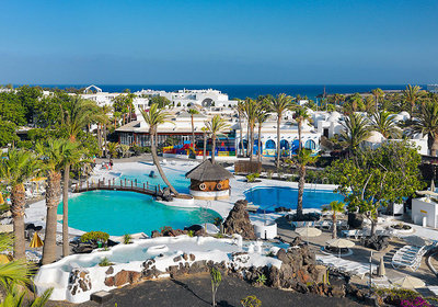 Hotel H10 Lanzarote Gardens Costa Teguise Spanien (Foto)