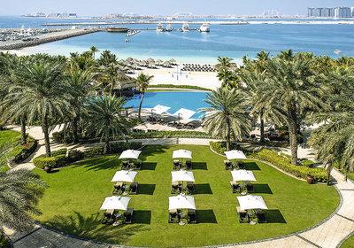 Hotel Le Meridien Mina Seyahi Beach Resort Dubai Vereinigte Arabische Emirate (Foto)