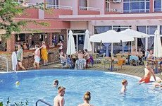 Hotel Hotel Opal Burgas Bulgarien (Foto)