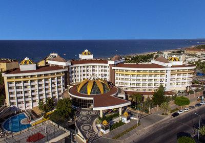 Hotel Tanyeli Side-Kumköy Türkei (Foto)