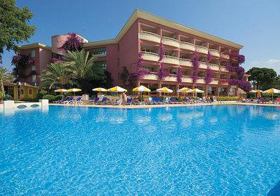 Hotel Venüs Side-Titreyengöl Türkei (Foto)