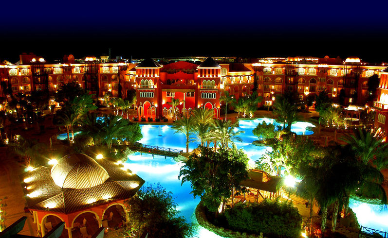 Hurghada Grand Resort Deutsche Hotel