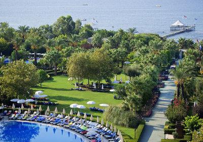 Hotel Aspendos Beach Side-Colakli Türkei (Foto)