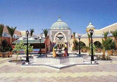Hotel Alf Leila Wa Leila 1001 Nacht Hurghada Ägypten (Foto)