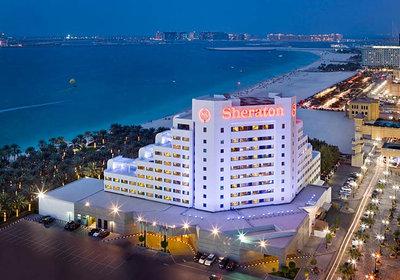 Hotel Sheraton Jumeira Beach Dubai Vereinigte Arabische Emirate (Foto)