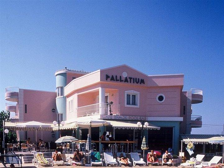 Pallatium Apartments