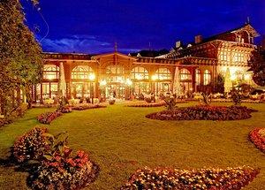 Historisches Herrenkrug Park Hotel an der Elbe