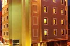 Hotel Orient Mintur Istanbul Türkei (Foto)