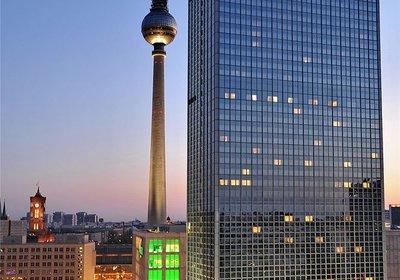Hotel Park Inn Berlin Alexanderplatz Berlin Deutschland (Foto)