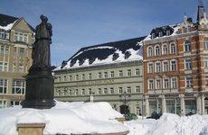 Hotel Traditionshotel Wilder Mann Annaberg-Buchholz Deutschland (Foto)