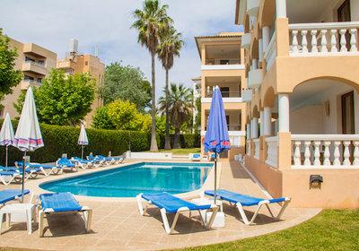 Hotel S'olivera Cala Canyamel Spanien (Foto)
