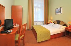 Hotel Baross Budapest Ungarn (Foto)
