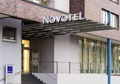 Hotel Dorint Novotel Köln City Köln Deutschland (Foto)