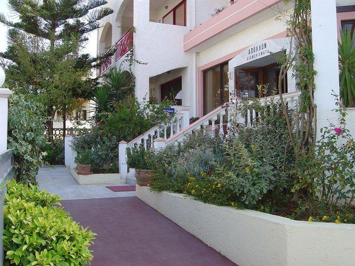 Apollon Hotel & Apartments