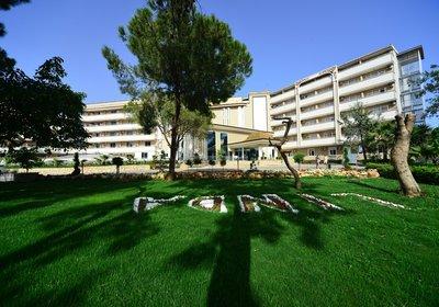 Hotel Linda Side-Titreyengöl Türkei (Foto)