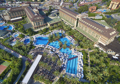 Hotel Sunis Kumköy Beach Resort & Spa Side-Kumköy Türkei (Foto)