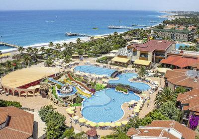 Hotel Gypsophilia Club Incekum bei Alanya Türkei (Foto)