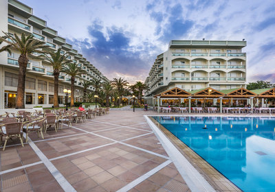Hotel Apollo Beach Faliraki Griechenland (Foto)