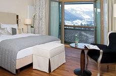 Hotel Schloss Lebenberg Kitzbühel Österreich (Foto)