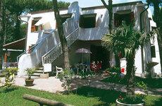 Hotel Villen Al Mare Rosolina Mare Italien (Foto)
