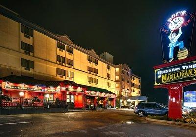 Hotel Best Western Cairn Croft Niagara Falls Kanada (Foto)
