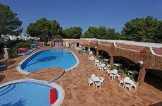 Hotel Aquarium Cala Vadella Spanien (Foto)