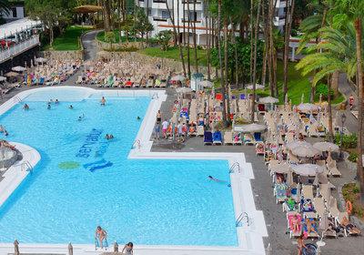 Hotel Riu Waikiki Playa del Inglés Spanien (Foto)