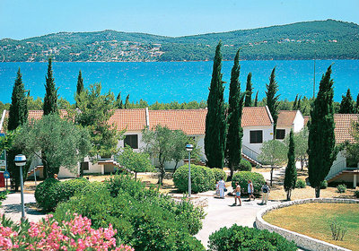 Hotel Medena Appartement Trogir Kroatien (Foto)