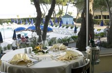 Hotel Airone Caorle Italien (Foto)