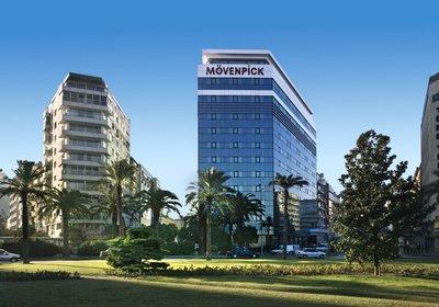 Hotel Mövenpick Izmir Izmir Türkei (Foto)