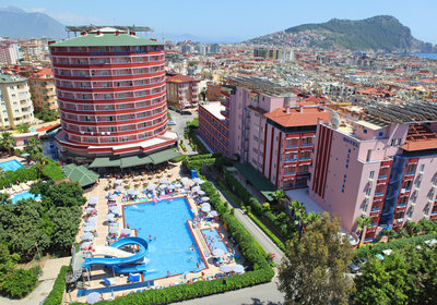 Hotel Blue Star Alanya Türkei (Foto)