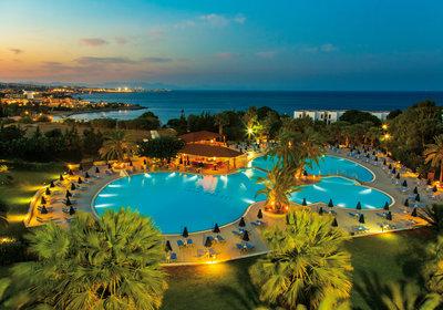 Hotel Kresten Palace & Beach Kalithea Griechenland (Foto)