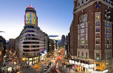 Hotel Vincci Capitol Madrid Spanien (Foto)