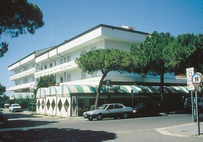 Hotel Aldebaran Lido di Jesolo Italien (Foto)