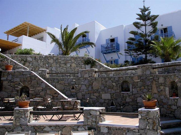 Lastminute und pauschalreisen f r mykonos griechenland for Pauschalreisen boutique hotels