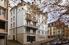 Hotel Hotel Bristol Zürich Schweiz (Foto)