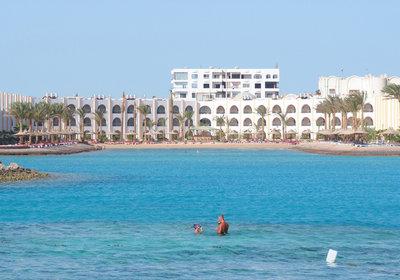 Hotel Arabia Azur Beach Resort Hurghada Ägypten (Foto)