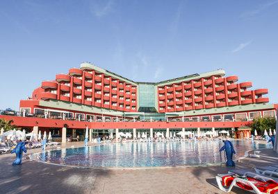Hotel Delphin Deluxe Resort Karaburun Türkei (Foto)