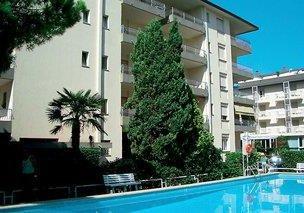 Hotel San Nicholas Residence Lido di Jesolo Italien (Foto)
