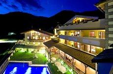 Hotel Alpenidyll Bergschlössl Lüsen Italien (Foto)