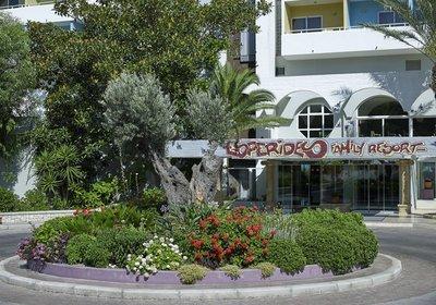 Hotel Esperides Beach Faliraki Griechenland (Foto)