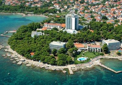 Hotel Punta Vodice Kroatien (Foto)