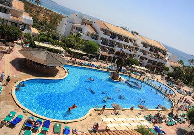 Hotel Fiesta Club Bahamas Playa d'en Bossa Spanien (Foto)