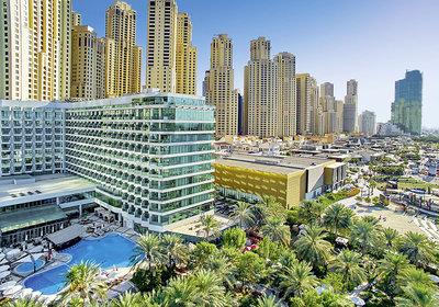 Hotel Hilton Dubai Jumeirah Dubai Vereinigte Arabische Emirate (Foto)