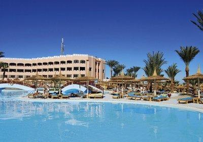 Hotel Beach Albatros Resort Hurghada Ägypten (Foto)