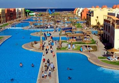 Hotel Titanic Beach Hurghada Ägypten (Foto)