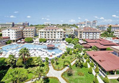 Hotel Grand Seker Side-Colakli Türkei (Foto)